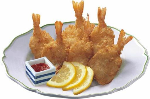 how to cook breaded shrimp